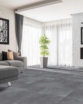 Carrelage a domicile béton gris