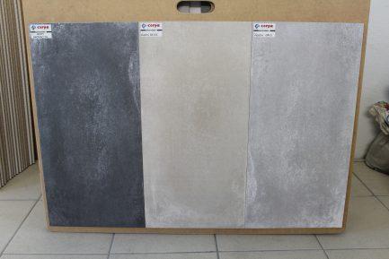 Carrelage imitation beton Nancy Metz